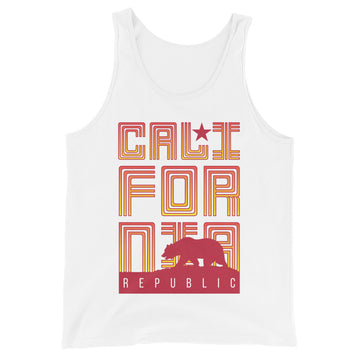 Republic of California - Men's Tank Top