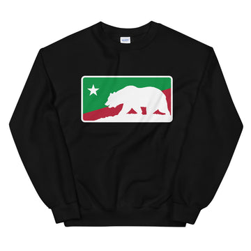 California Baseball Lifestyle - Men's Crewneck Sweatshirt