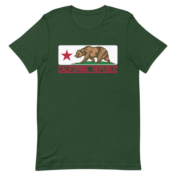 California Flag - Men's T-shirt