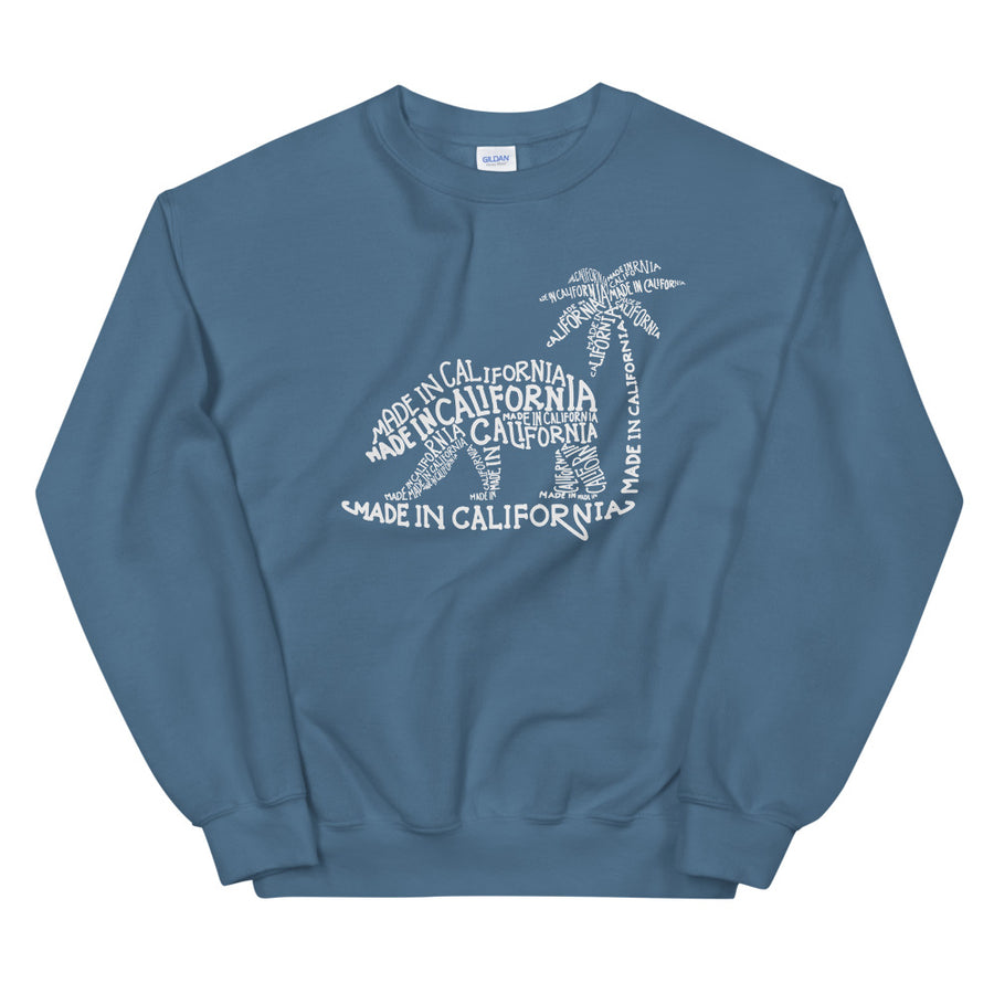 Made In California - Women's Crewneck Sweatshirt