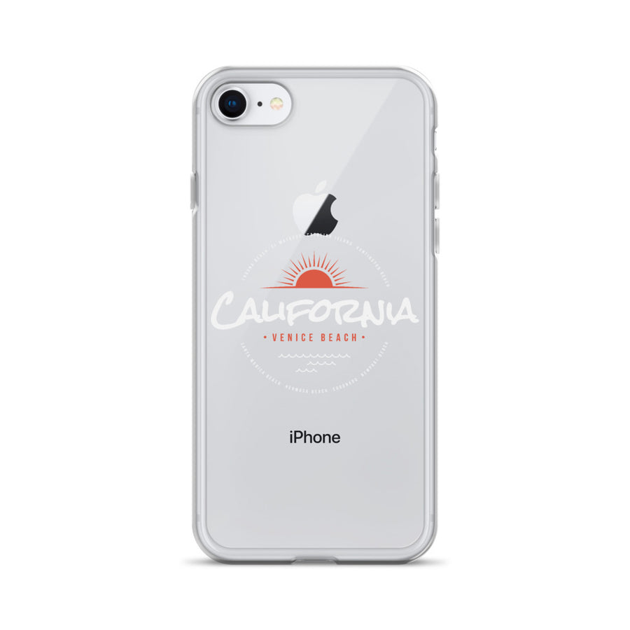 Venice Beach California - iPhone Case