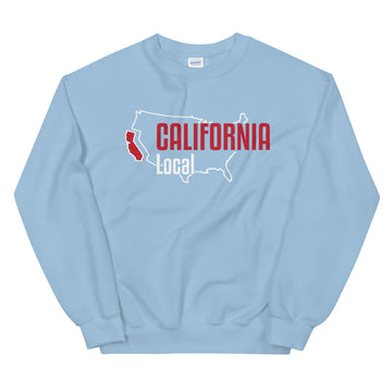 California Local - Men's Crewneck Sweatshirt