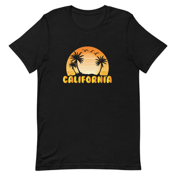 Classic California Beach - Men's T-Shirt