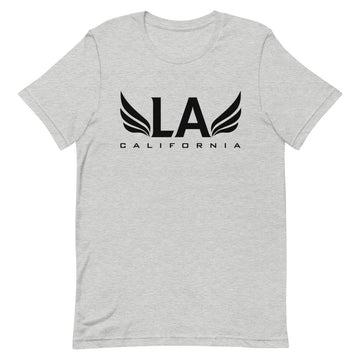 Los Angeles With Wings - Men's T-shirt