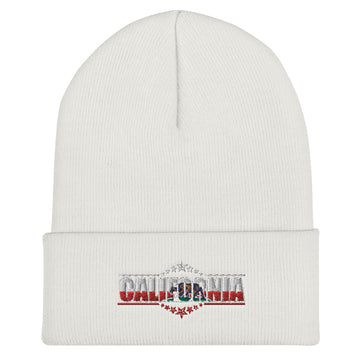 Patriotic Californian - Beanie