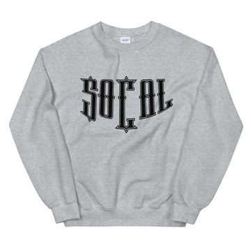 Socal Classic - Men's Crewneck Sweatshirt