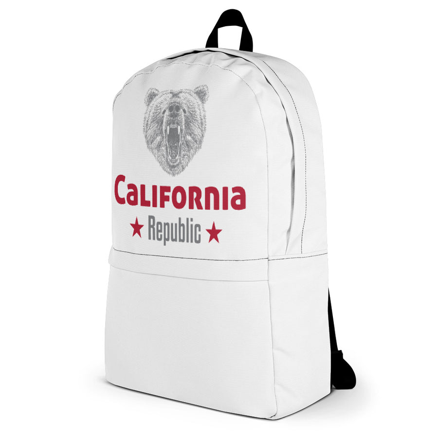 California Grizzly Bear - Backpack