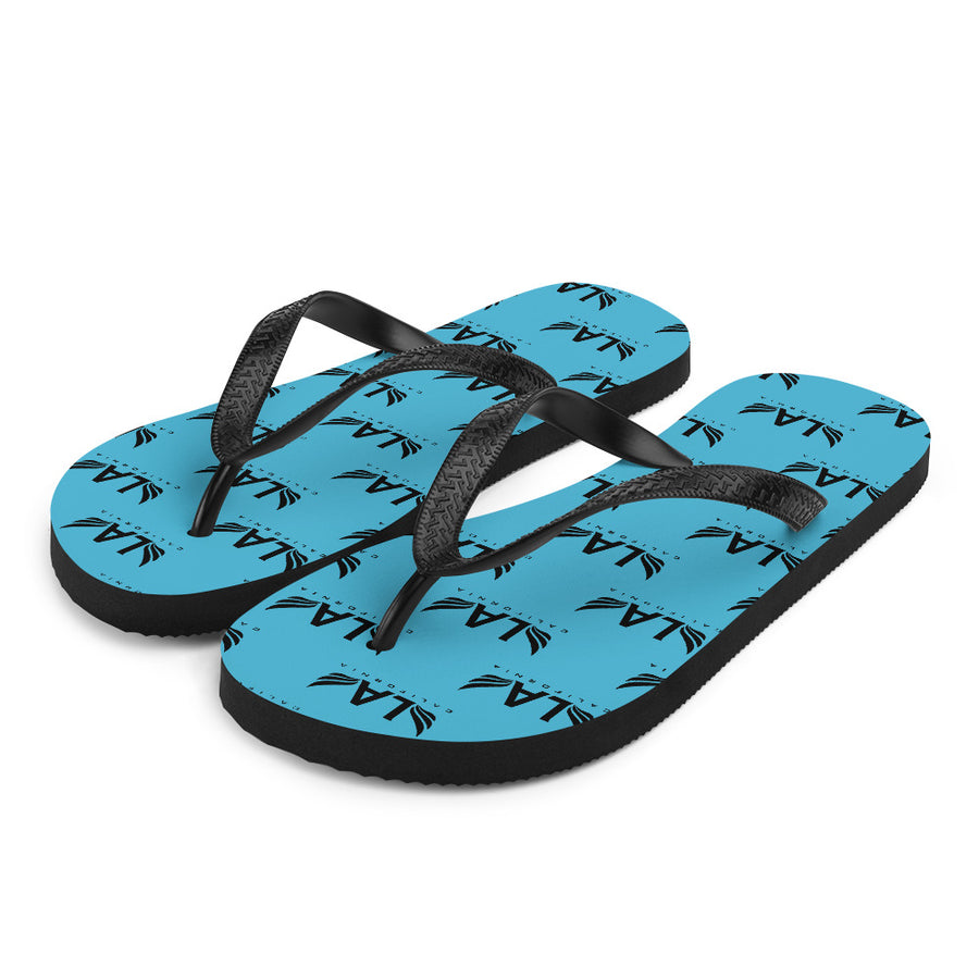 Los Angeles With Wings - Flip Flops
