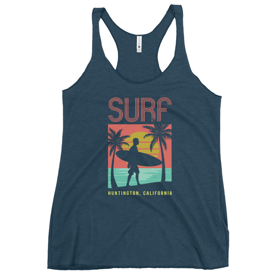 Surf Huntington  - Women's Tank Top