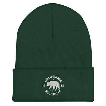 California Republic 1850 - Beanie