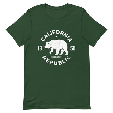California Republic 1850 - Men's T-Shirt