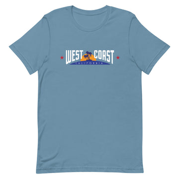 California West Coast - Men's T-shirt