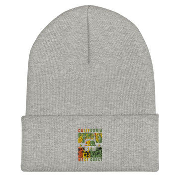 West Coast California - Beanie
