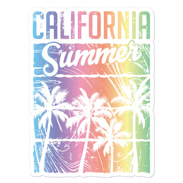 California Summer - Sticker