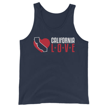 California Love - Men's Tank Top