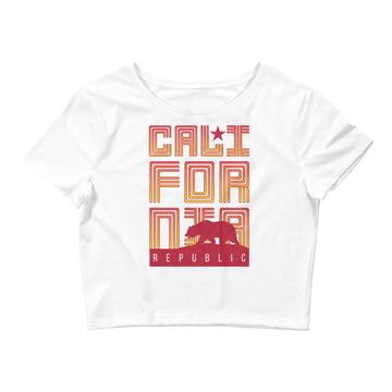 Republic of California - Women's Crop Top