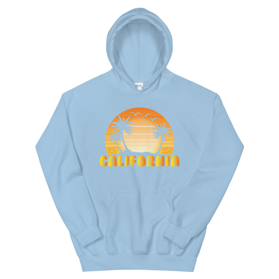 Classic California Beach - Women's Hoodie