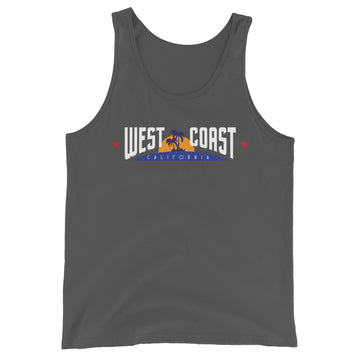 California West Coast - Men's Tank Top