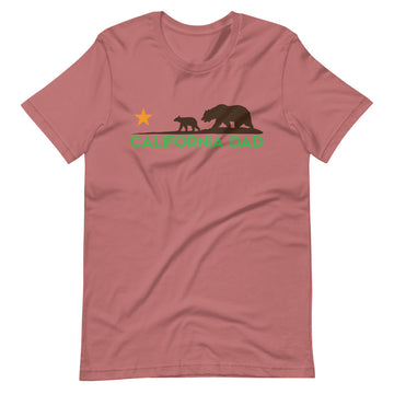 California Dad - Men's T-shirt