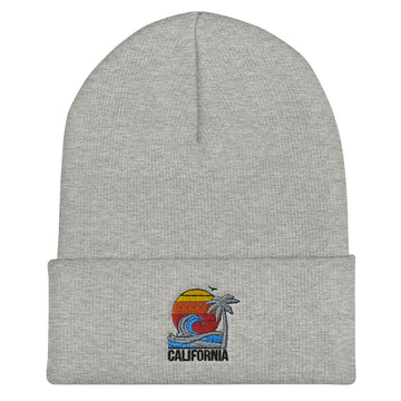 California Sunset - Beanie