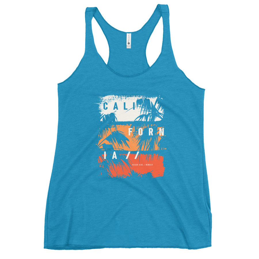 California Ocean Side - Women's Tank Top