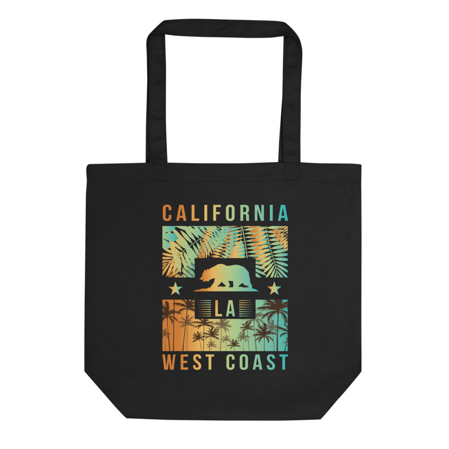 West Coast California - Tote Bag