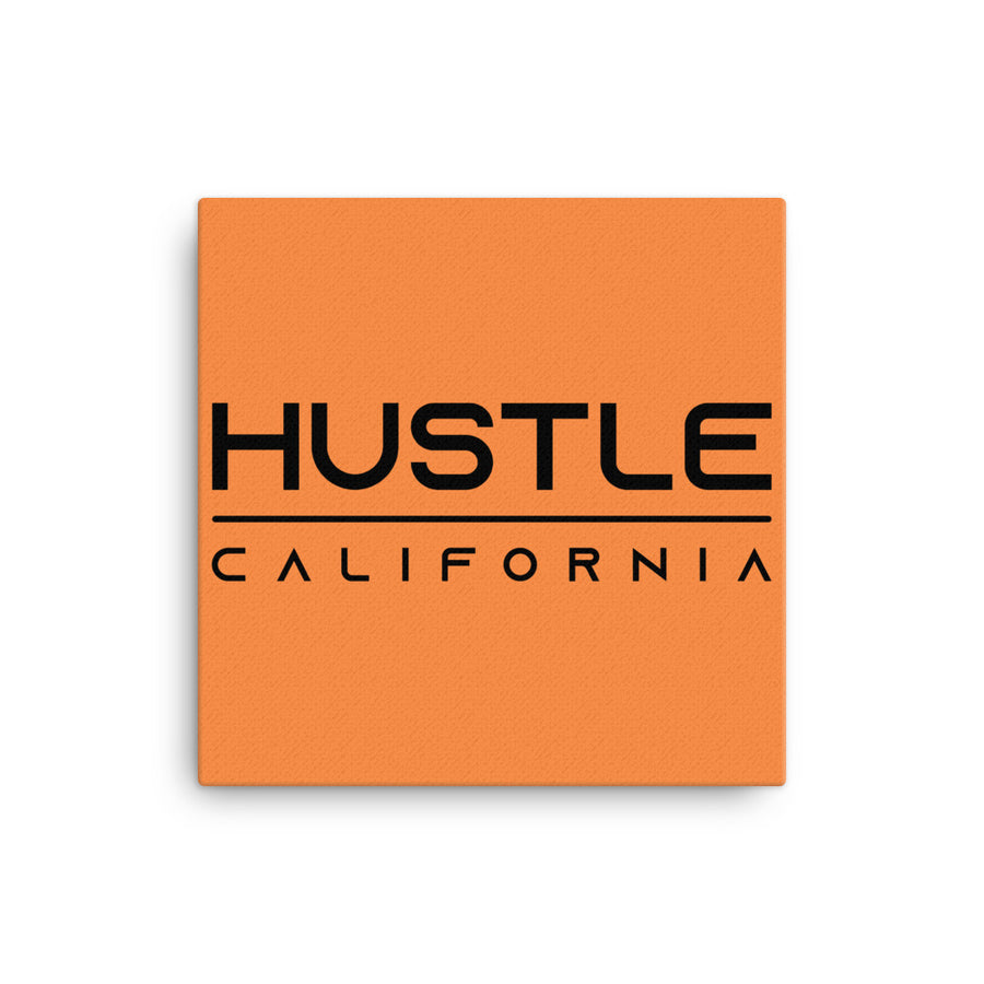 California Hustle - Canvas Art