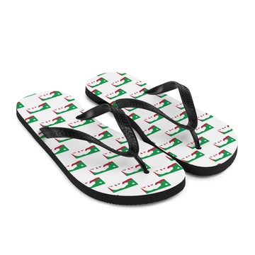 California Baseball Lifestyle - Flip Flops