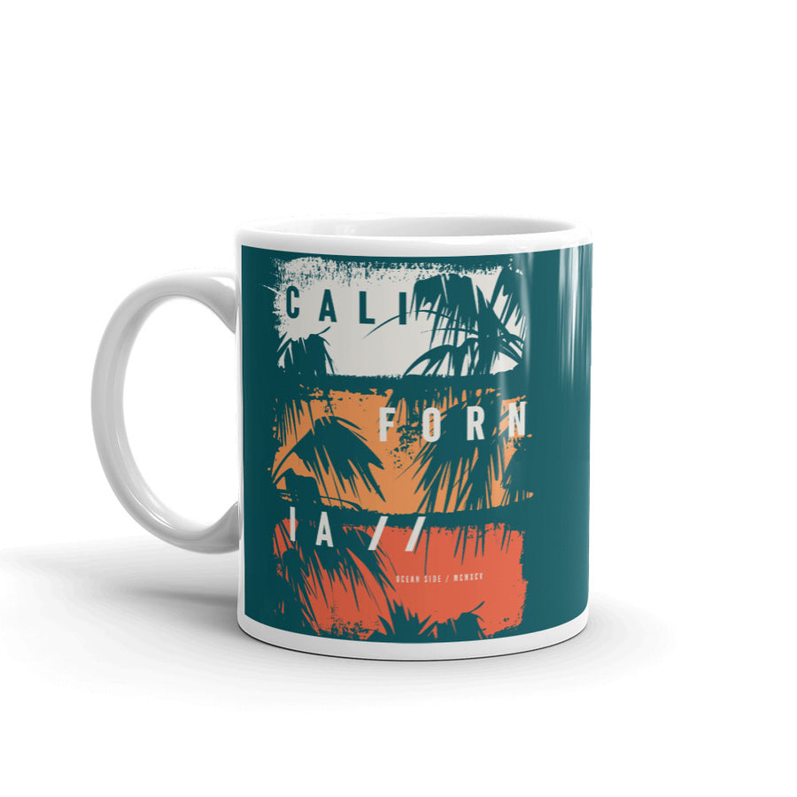 California Ocean Side - Mug