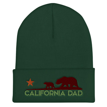 California Dad - Beanie