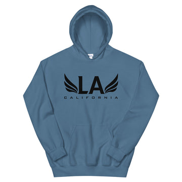 Los Angeles With Wings - Women's Hoodie