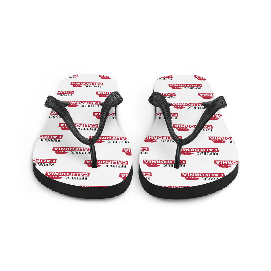 California Republic Bear Classic - Flip Flops
