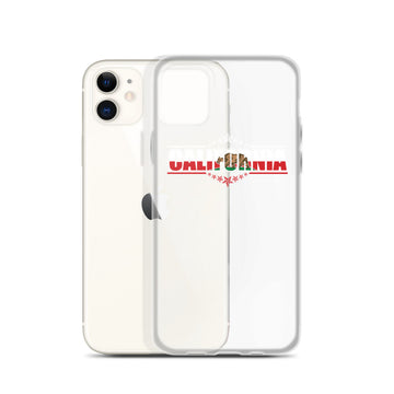Patriotic Californian - iPhone Case