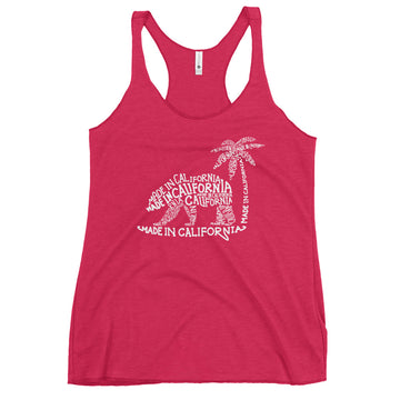 Made In California - Women's Tank Top