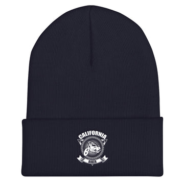 California Biker Motorcycle - Beanie