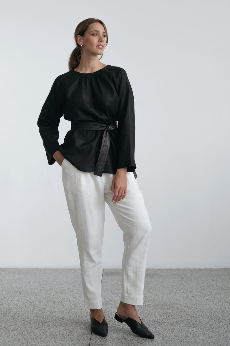 Jane Blouse - Black