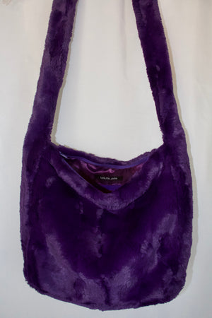 Load image into Gallery viewer, PURPLE HYDE TOTE
