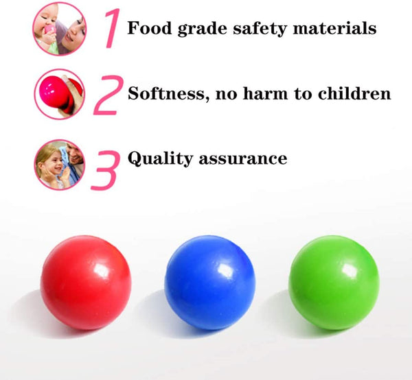 Squishy Glow Stress Relief Toys