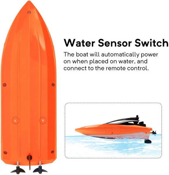 RC Boats for Pools and Lakes