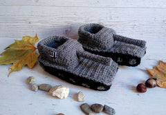 Baby Tank Slippers