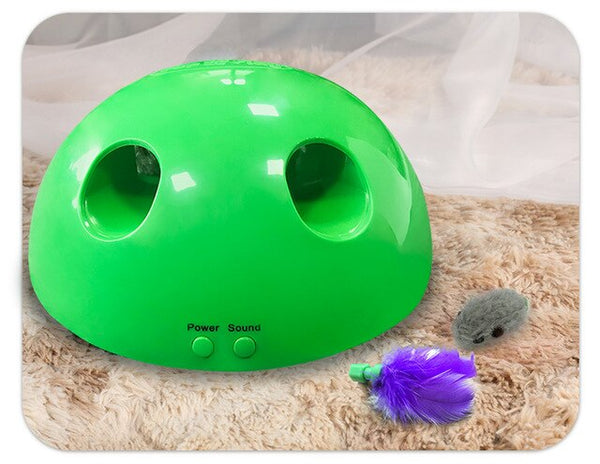 Pop & Play Pet Toy