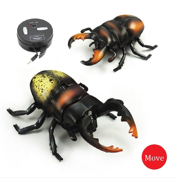 RC Beetle Shovel Insect