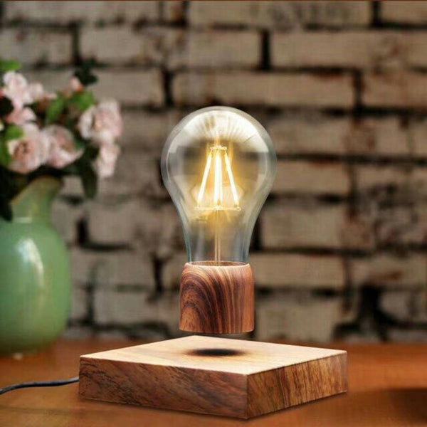 Magnetic Levitating  Bulb Lamp