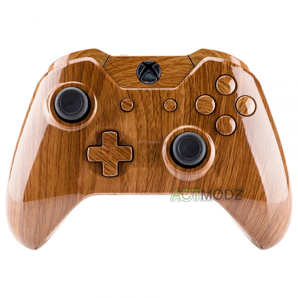 Wooden Design Full Set Shell Buttons