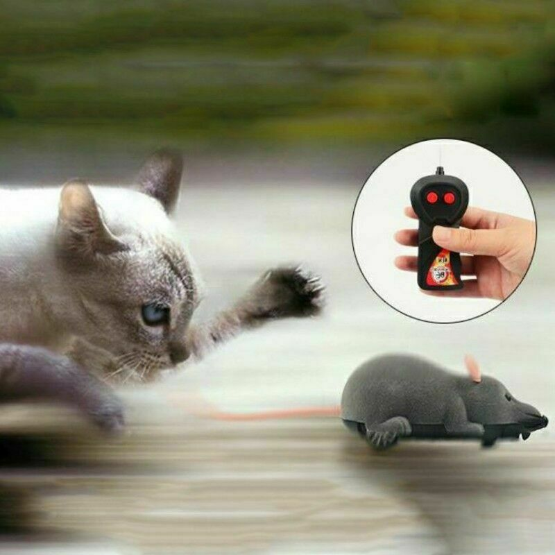 Funny Remote Control RC Rat Mouse