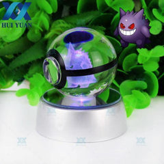 3D Pokemon LED Night Light