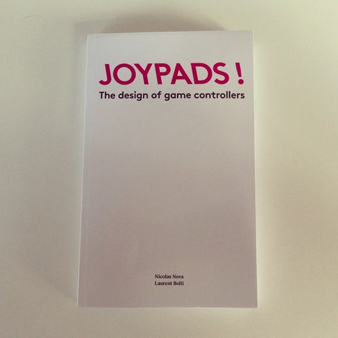 Joypads! The design of game controllers (English edition)