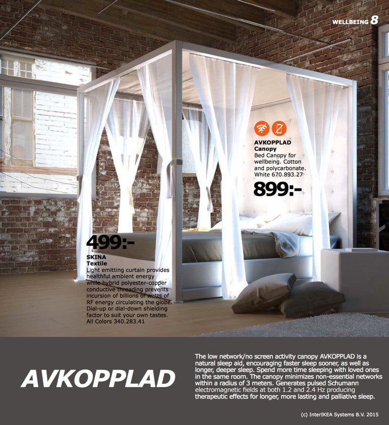 An Ikea Catalog from the Near Future. An Ikea Catalog from the Near Future   Near Future Laboratory Shop
