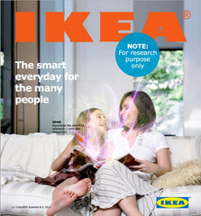 An Ikea Catalog from the Near Future