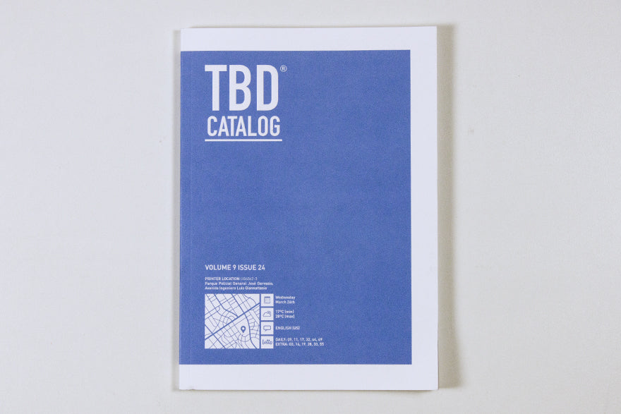 TBD Catalog Vol 9 Issue 24